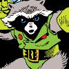55 BlackJack, Rocket Raccoon, Lylla Otter icons by Toxic-dolls