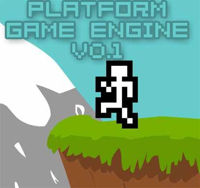 Platform Game Engine v0.1 by GuyFlash