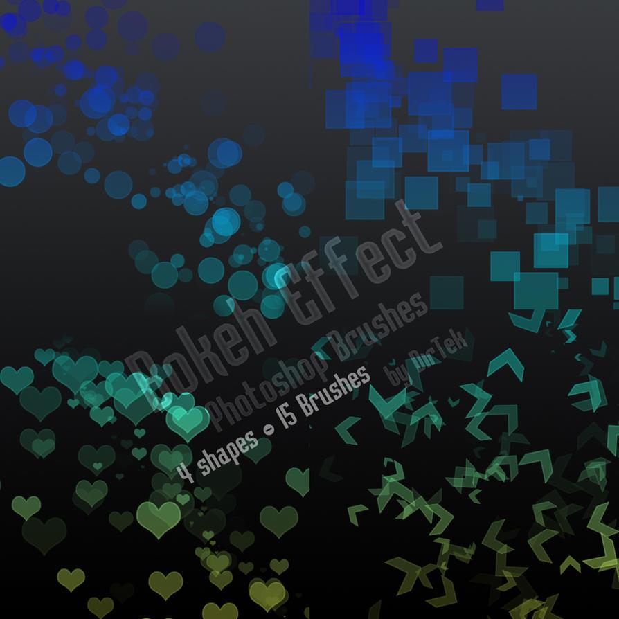 Bokeh Effect Brushes by DirTek