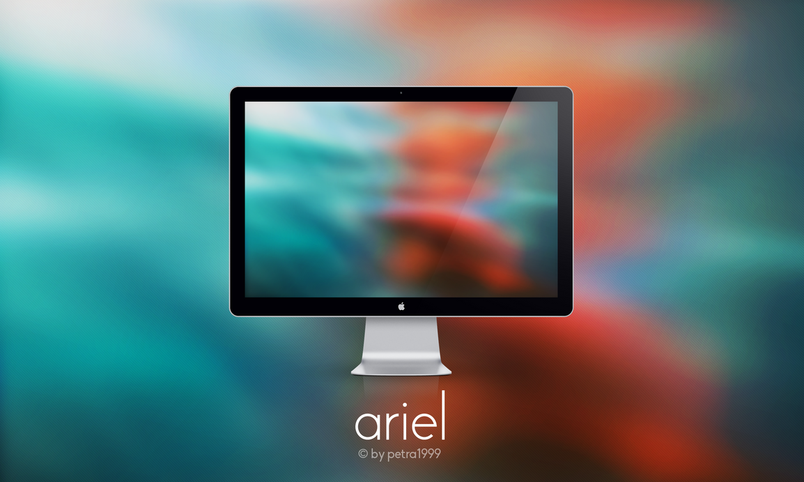 Ariel - Wallpaper 2560 x 1600 px by Petra1999