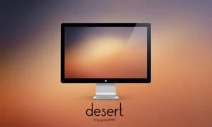 Desert - MULTI-RESOLUTION WALLPAPER + HANDHELD