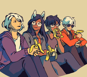 Homestuck10thanniversary by knightic