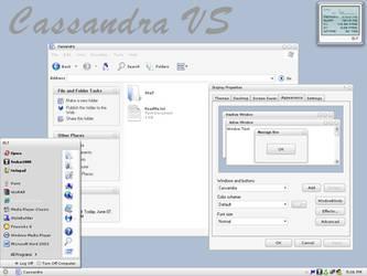 Cassandra VS - 1.0 by DL7
