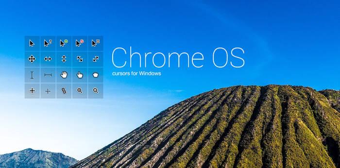 ChromeOS cursors by moshiAB