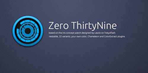 Zero ThirtyNine