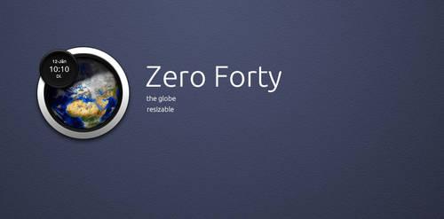 Zero Forty