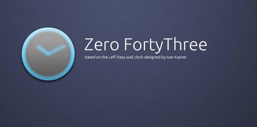 Zero FortyThree