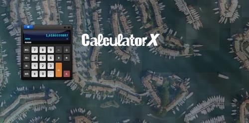 CalculatorX for Skalc
