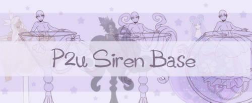 Mermay Sale! $5 P2U Mermaid Siren Cup