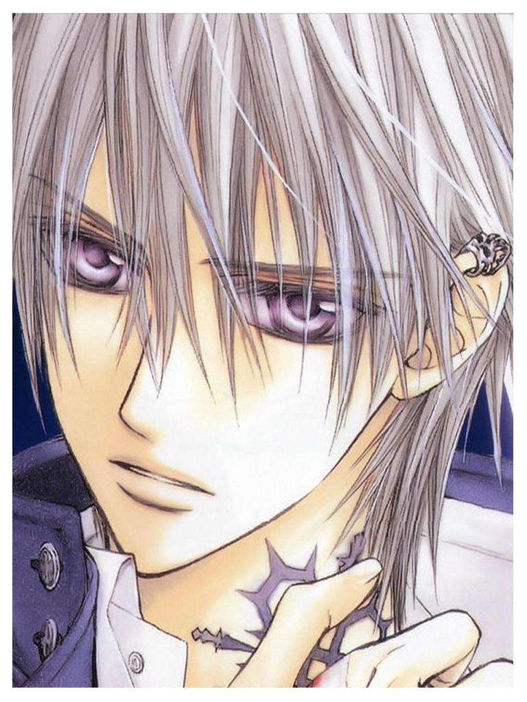 Vampire Knight Zero Full Body Zero Kiryu X Re...