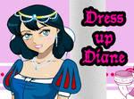 dress up princess Diane