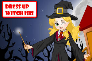 Dress up Isis by heglys