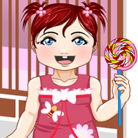 Dress up Baby Girl by heglys