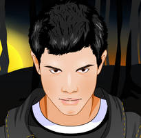 Taylor Lautner game by heglys