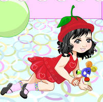 Dress up Game Cute Baby by heglys