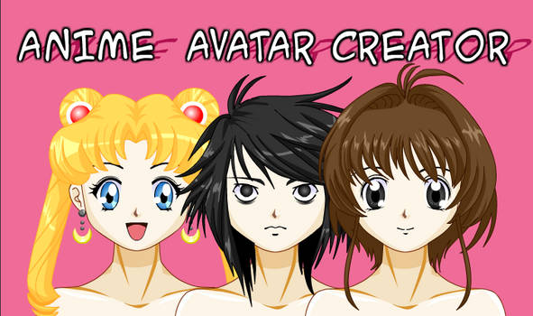 Anime Avatar Creator by heglys
