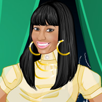 Nicki Minaj Dress Up by heglys