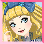 Ever After High Blondie Lockes Dress Up by heglys