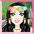 Chibi Katy Perry Roar Style Dress Up by heglys