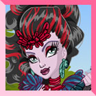 Monster High Jane Boolittle Dress Up by heglys