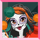 Art Class Skelita Calaveras Dress Up by heglys