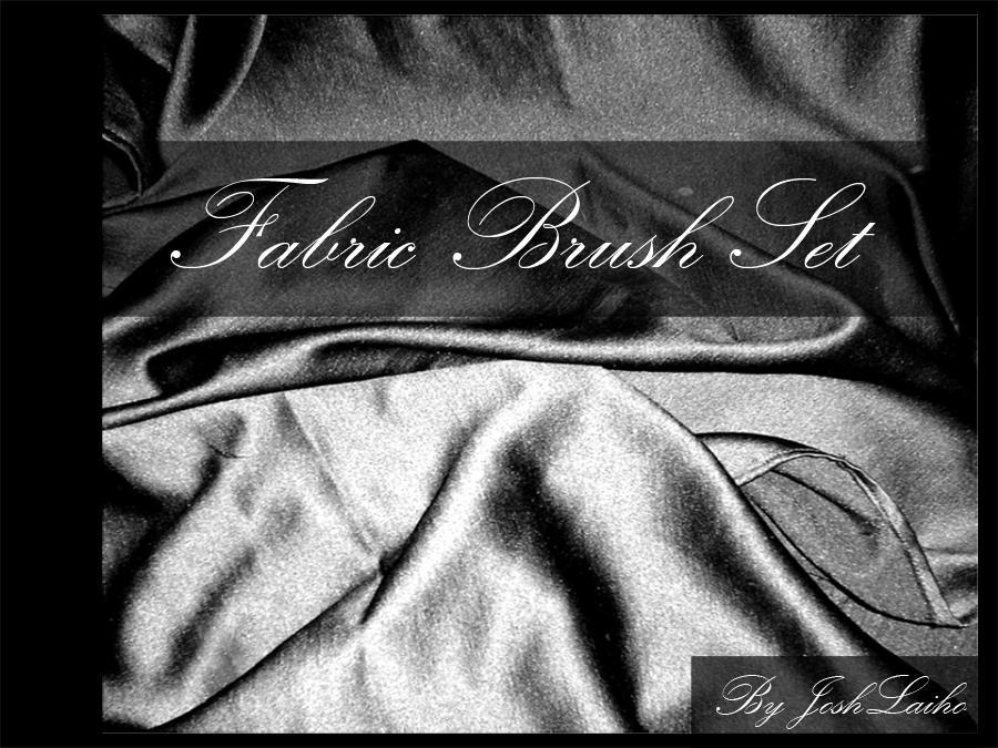 Fabric -tela- Brushes Set 1 by joshlaiho