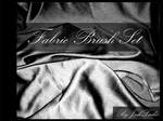 Fabric -tela- Brushes Set 1