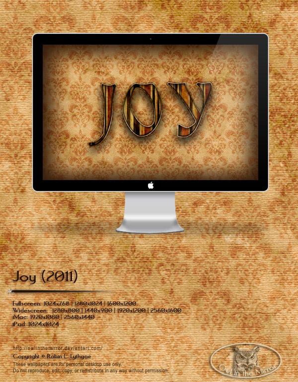 Joy_2011 by OwlInTheMirror