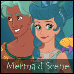 Mermaid Scene Maker