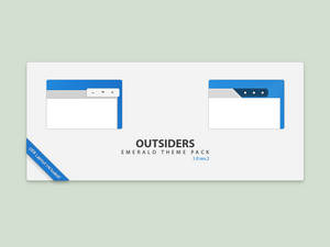 Outsiders - Emerald Pack