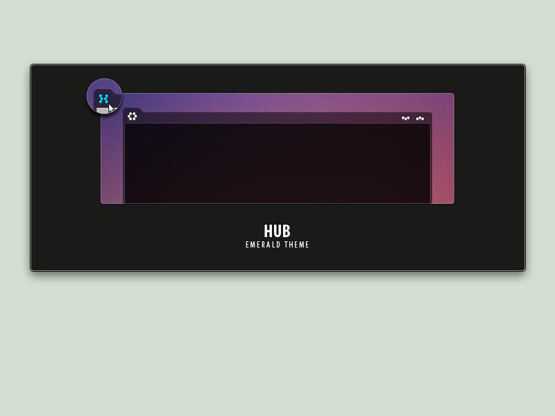 HUB by 0rAX0