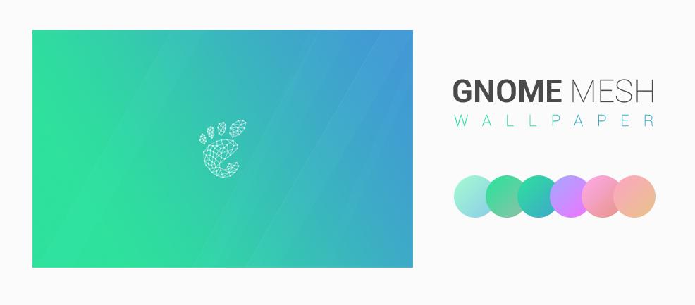 GNOME Mesh by 0rAX0