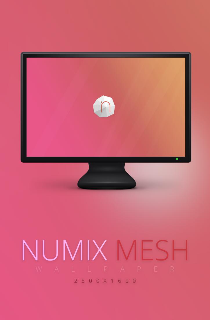 Numix Mesh by 0rAX0