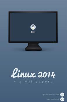 Linux 2014 Wallpaper