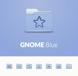 GNOME Blue