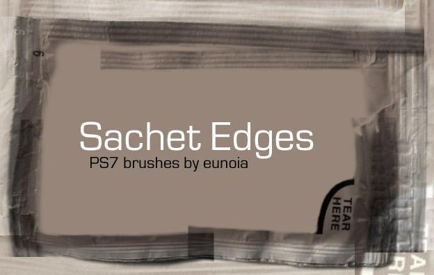 Brush - Sachet Edges by eunoiastock