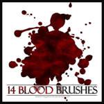 14 Blood Brushes v2
