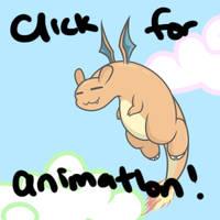 Day 01 - Favourite Pokemon: Charizard by kavic