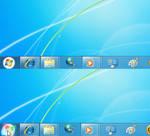 White orb for Windows 7