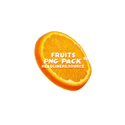PACK PNG Fruit by CottonCandyTime