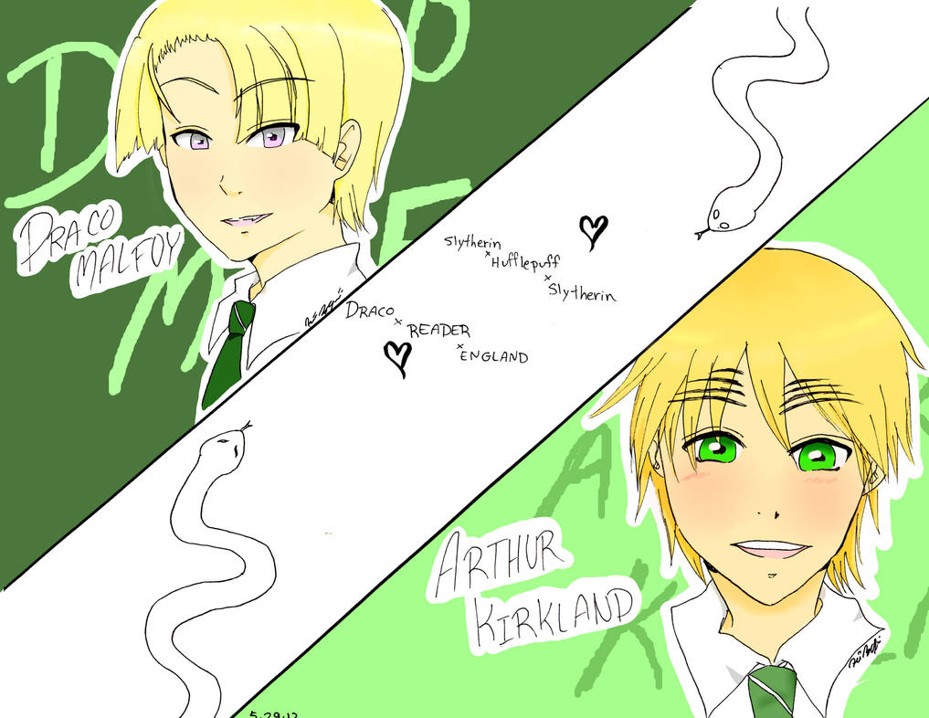 Draco x reader x England part 4 by NadiaEve on DeviantArt