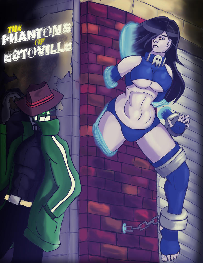 The Phantoms of Ectoville by Phantasm09