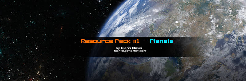 Resource Pack 1 Planets