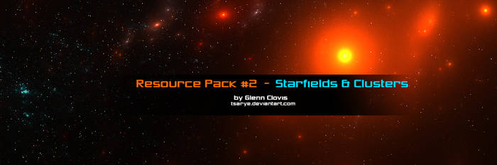 Resource Pack 2 Starfields