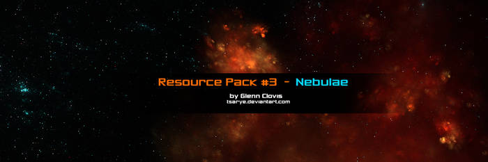 Resource Pack 3 Nebulae