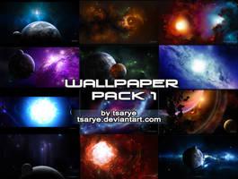 Wallpaper Pack 1 by GlennClovis