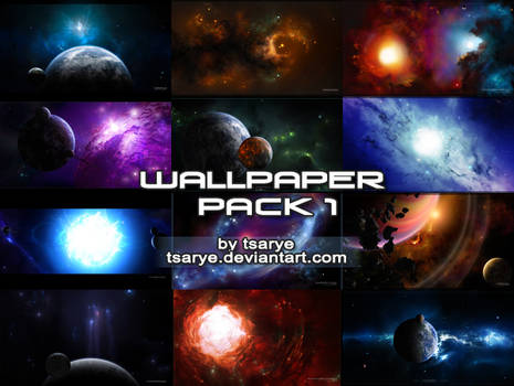 Wallpaper Pack 1