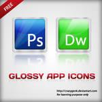 Glossy App Icons
