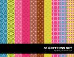 Free 10 Patterns Set
