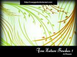 Free Nature Brushes 1